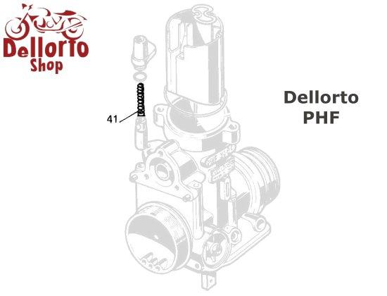 (33) Pump Arm for Dellorto PHF carburetors