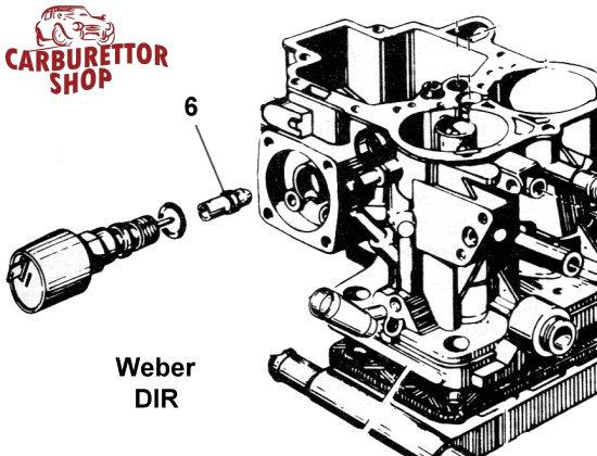 dellorto shop - carburettor shop - ricambicarburatori