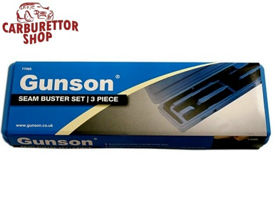 Gunson Tools Spot Weld Bonded Panel Seam Buster Tool Set Ebay Motors Storage Case