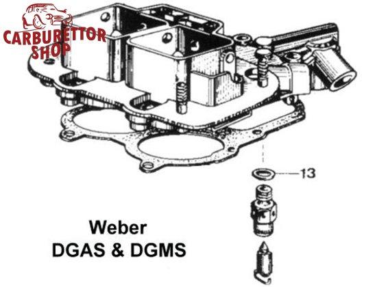 toyota 20r carburetor diagram
