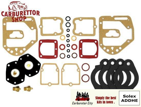 service kit for 2 x solex 40 addhe carburetors rh dellortoshop com Downloadable Online Chevrolet Repair Manuals Truck Manual