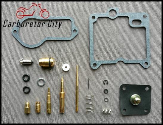 Moose Racing Carb Rebuild Kit Yamaha 2008-2012 XT250 XT 250 Carburetor Repair