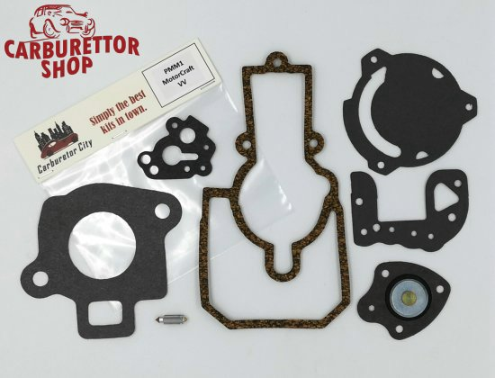 Service Kit for Motorcraft V V carburetors for Ford Fiesta 1300