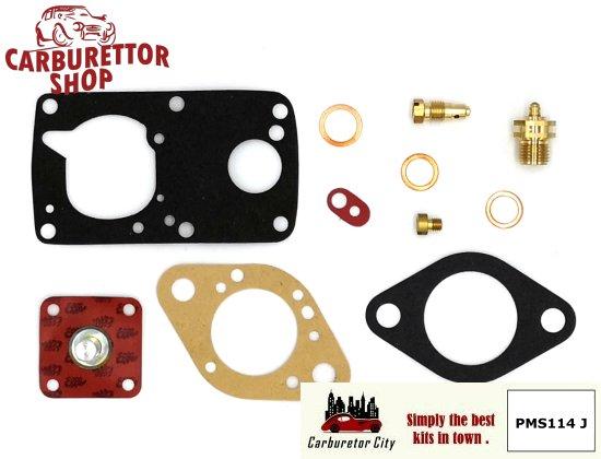 Rebuild Kit for Pierburg 32-35 MIMSA carburetors for Peugeot 504