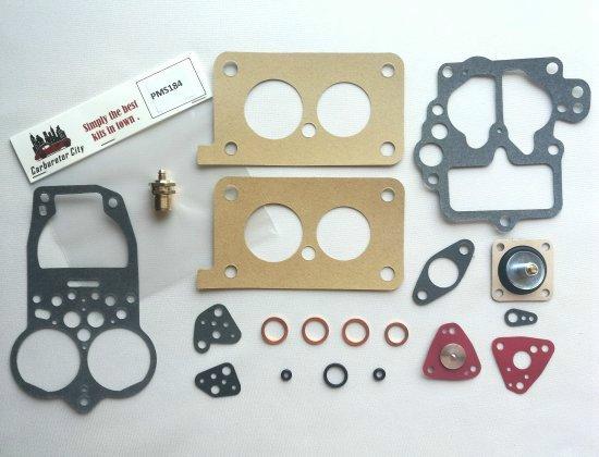 Rebuild Kit for Solex 32-35 TMIMA carburetors for Peugeot 504