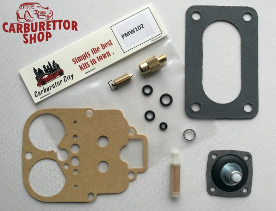 Rebuild Kit for Weber 30 DGS carburetor - PMW102
