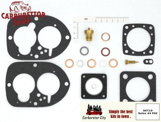 solex pai carburetor parts and service kits rh dellortoshop com Solex 30 Pict 1 Diagram Solex H30 31 Pict Exploded Drawing Of