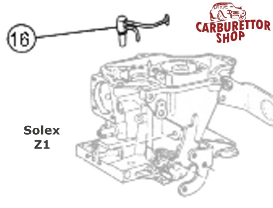 Solex Z1 Carburetor Parts And Service Kits
