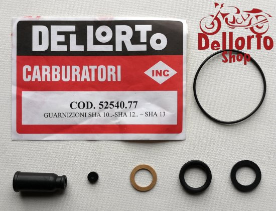 (52) Service Kit for Dellorto SHA 12 carburetors - 52540
