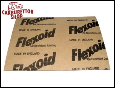Set of 5 x A4 Sheets of Flexoid Gasket Paper Material