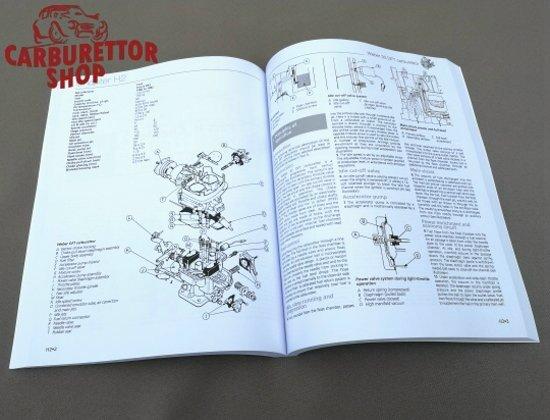 The Haynes Manual on Carburettors