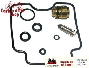 Rebuild Kit for Mikuni Carburetors for Suzuki GSX750F - KSK1004SK