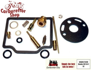 Service kit for Keihin Carburetors on Honda CB750F K1 1971 - KSKH1276NR