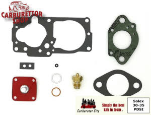 Rebuild Kit for Solex Pierburg 30-35 PDSI carburetors for Opel Kadett - solex3035pdsi