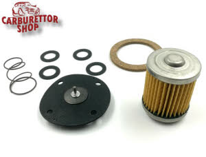 Rebuild kit for Fispa Fuel Pressure Regulator Kit WITH Pin