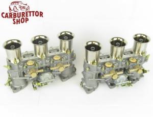 T Weber Ida C Carburetors New on Vintage Zenith Carburetors