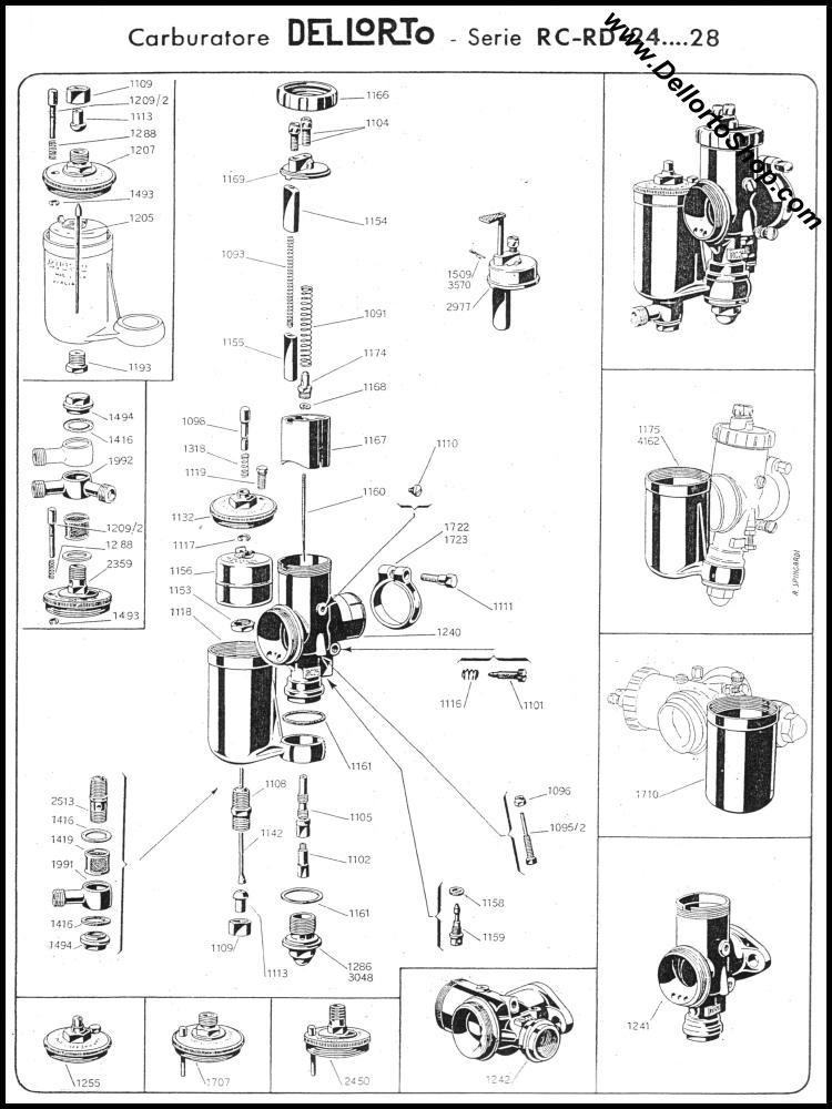 yokomo rc cars diagram rc carburetor diagram