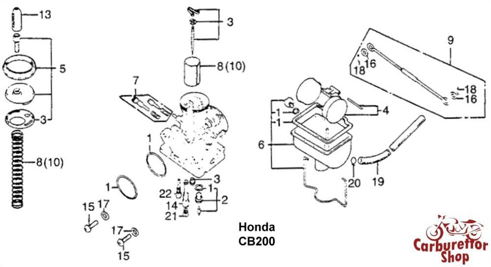 100+ Kawasaki Keihin Cvk Carburetor Diagram – yasminroohi