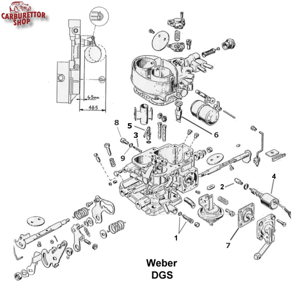 Weber dgs carburetor parts click here for pooptronica